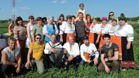 В Кантемировке начали съемки клипа фолк-группы «Ярилов Зной»