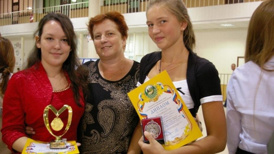 Поворинская школьница стала победительницей областного этапа Всероссийского конкурса «Юннат-2014»