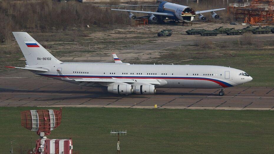 На Воронежском авиазаводе построили VIP-самолет для Минобороны
