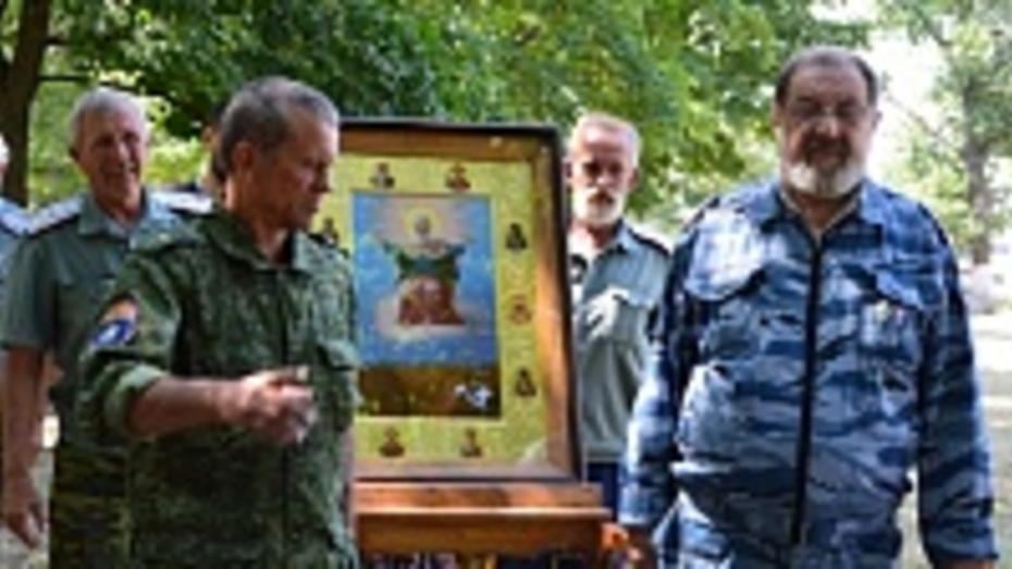 Через Подгоренский района прошел ильинский казачий крестный ход