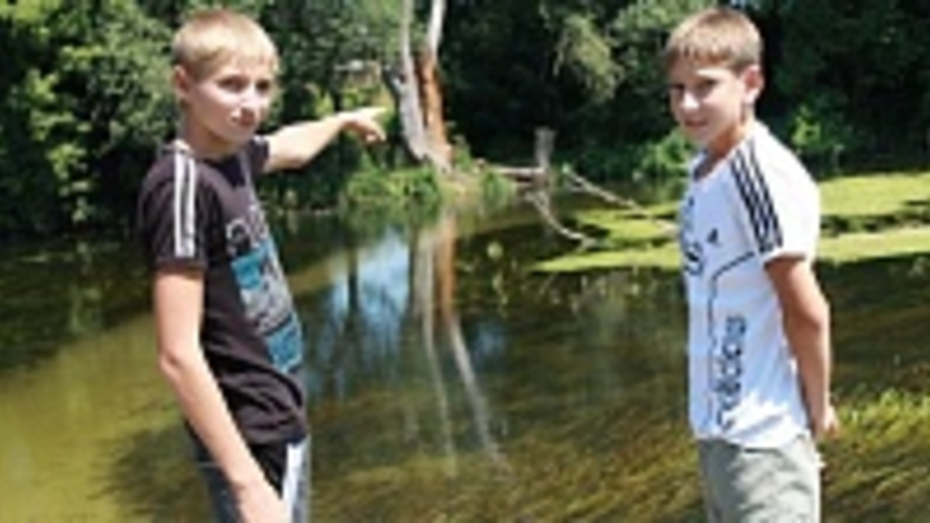 Петропавловские восьмиклассники спасли из Толучеевки двух тонущих девочек