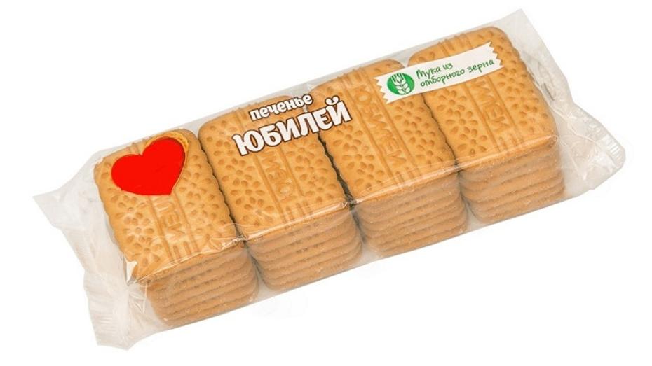 В Воронеже суд признал более 9 т печенья контрафактными