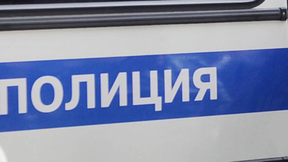 По факту «минирования» торгового центра в Воронеже возбуждено уголовное дело