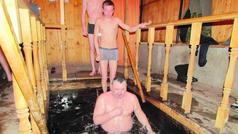 В Нижнедевицком районе определили места для крещенских купаний