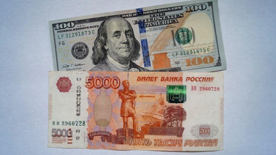 Воронежцы за год перешли от души к инфляции