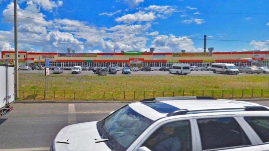 В Воронеже суд постановил снести торговый центр