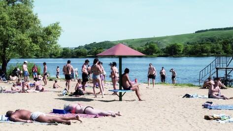 В Лисках открыли купальный сезон