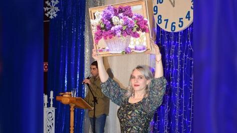В Грибановке на благотворительном вечере собрали 521 тыс рублей