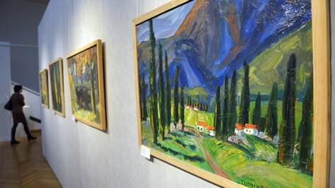 Воронежский музей Крамского выставил наивную живопись Василия Шевченко