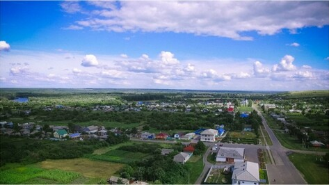 В Воронежской области самое красивое село получит 1 млн рублей