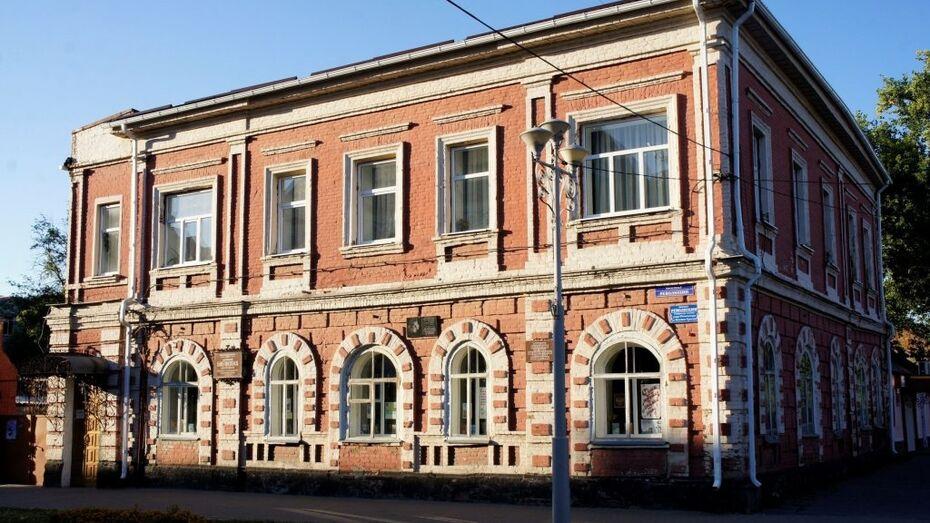 В Воронежской области отреставрируют исторический Дом Антонова