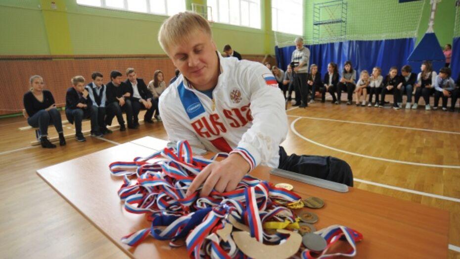 Воронежский параспортсмен взял «серебро» на всероссийских соревнованиях