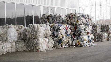 Как это работает. Сортировка мусора в Воронежской области