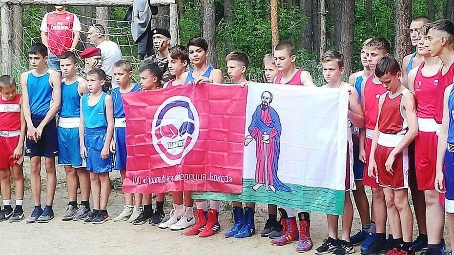 Павловские боксеры завоевали 5 золотых медалей на турнире в Липецкой области