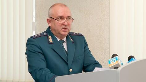 Управление налоговой службы по Воронежской области возглавил Игорь Понкратов