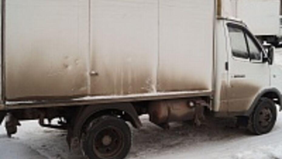 В Воронеже умер мужчина, попавший под «ГАЗель» в Хохольском районе