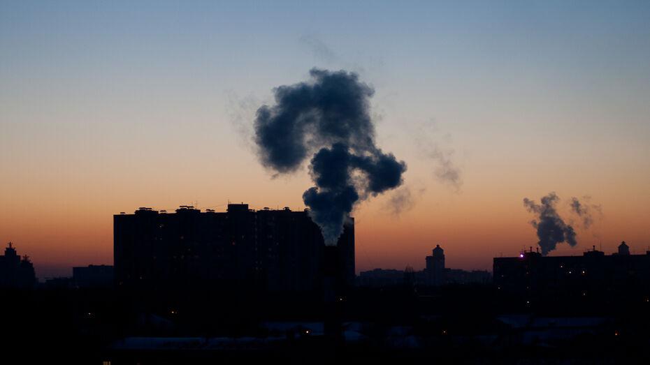 Жители Левобережного района Воронежа провели два часа без света из-за аварии