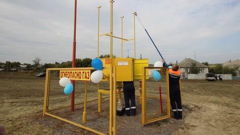 До конца года в Таловском районе газифицируют 7 поселков