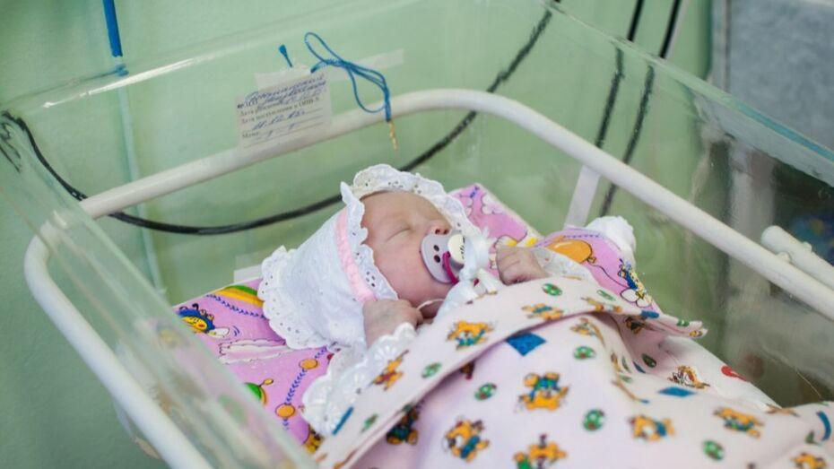 Воронежские врачи показали спасенную из выгребной ямы новорожденную
