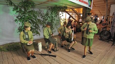Поворинцы блеснули на всероссийском фестивале «Радуга жизни»