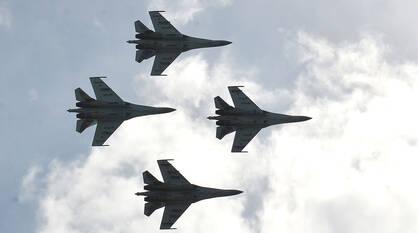 Воронежцев предупредили об учениях военных летчиков