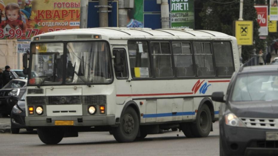 В Воронеже может досрочно исчезнуть один из кольцевых маршрутов