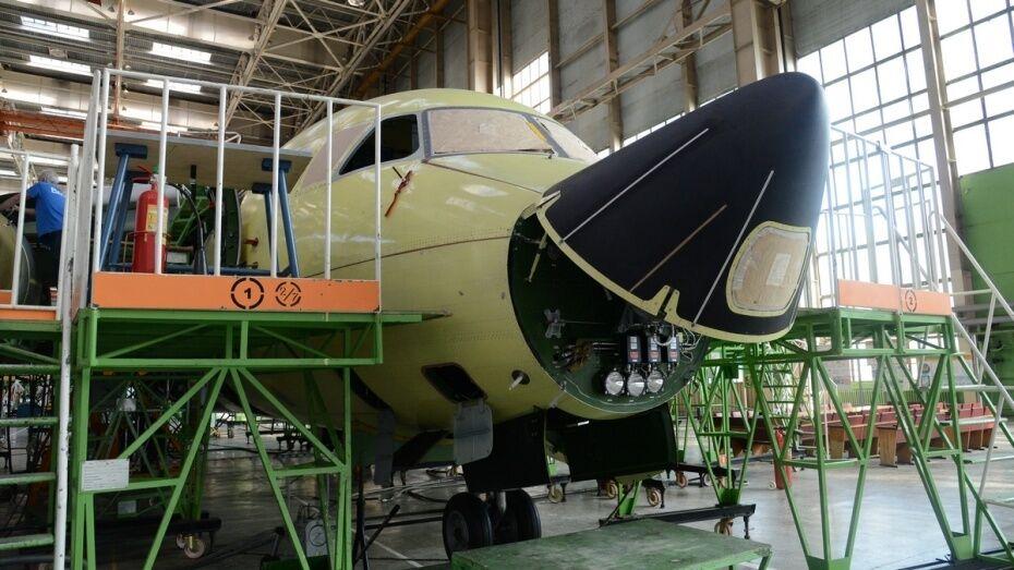 Воронежский авиазавод перешел под контроль госкорпорации Ростех