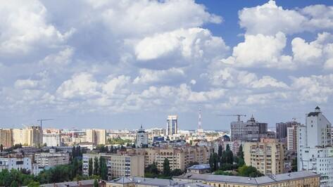 Воронежская область вошла в топ-3 регионов ЦФО по объему строительства жилья