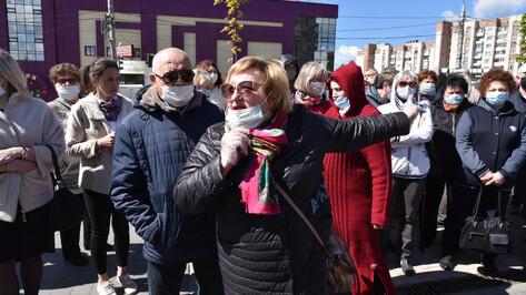 «Давайте поделим убытки на всех!» В Воронеже арендаторы рынка «Придача» просят снизить цену