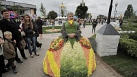 На выставке «Воронеж – город-сад» пройдет кабачковый маскарад и День манной каши