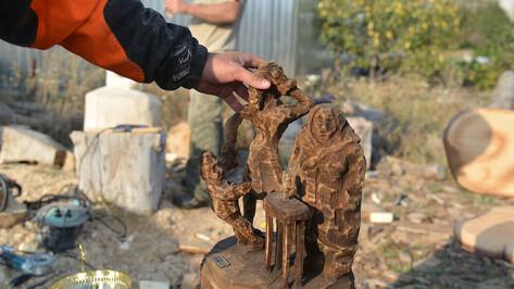 «Обитель ангелов» от воронежского скульптора откроется 2 ноября