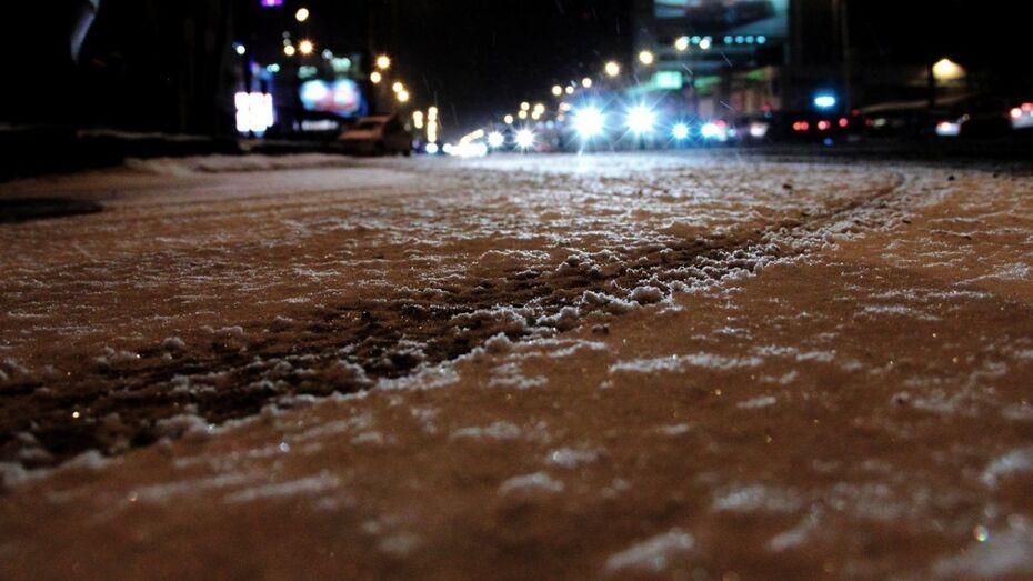 ГИБДД научит воронежских водителей ездить в непогоду