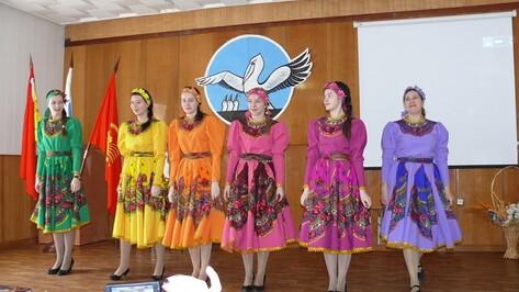 Грибановские артисты победили на «Красной гвоздике»