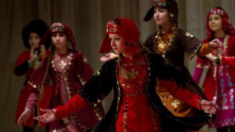 Гала-концерт фестиваля «Воронеж многонациональный» пройдет 2 ноября