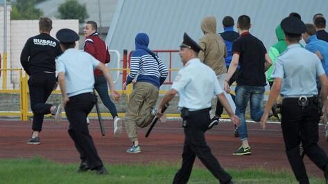 Воронежский «Факел» заплатит 50 тыс рублей за поведение болельщиков
