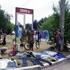 Выгнанные с воронежского «Птичьего рынка» торговцы старьем переместились на газон