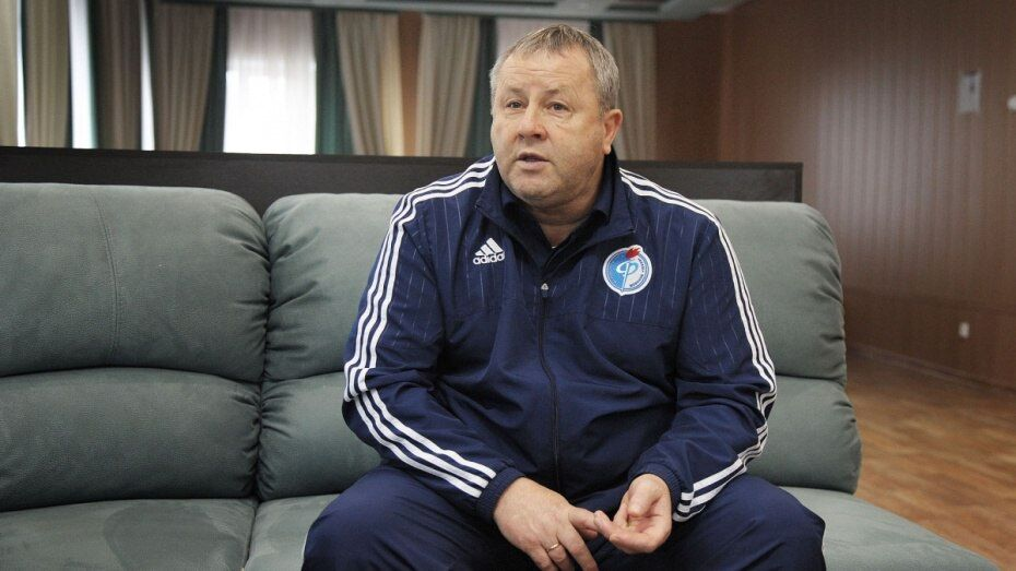 Тренер воронежского «Факела» Павел Гусев: «Мы провели два разных тайма»