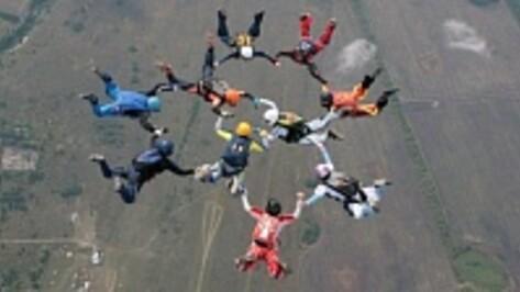 Воронежские парашютистки: «В этом году постараемся установить новый рекорд Черноземья»