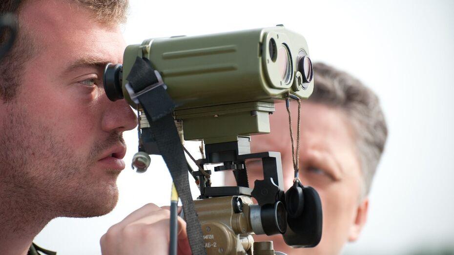 В Воронежской области стартовали учения мотострелков