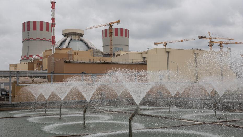 Пуск 7-го энергоблока Нововоронежской АЭС наметили на конец 2018 – начало 2019 года