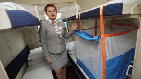 В Воронежской области проводники приняли роды у 26-летней пассажирки поезда