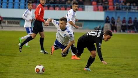 Воронежский «Факел» возобновил сезон разгромной победой над «Тюменью»