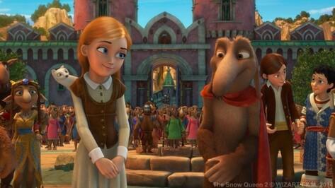 Певицы из США и Болгарии озвучили воронежский мультфильм «Снежная королева 2»