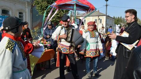 В Острогожске впервые прошла Покровская ярмарка