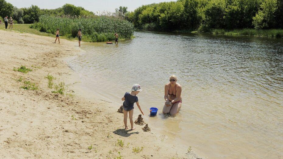 Перед жаркими выходными спасатели напомнили воронежцам правила безопасности на воде