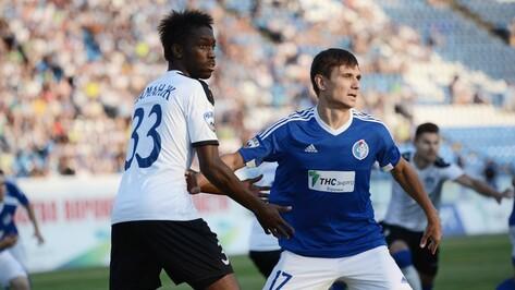 Воронежский «Факел» одержал первую победу в сезоне