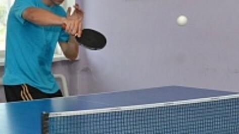 Воронежцы выиграли международный турнир по настольному теннису