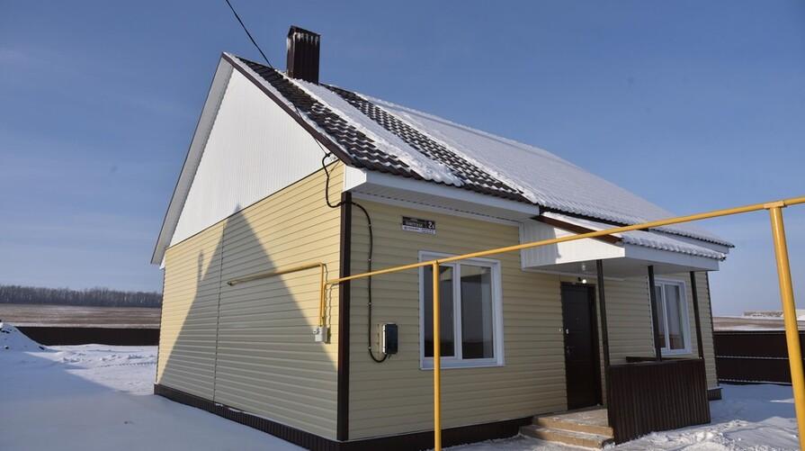 66 семей в двух районах Воронежской области получили новые дома по госпрограмме