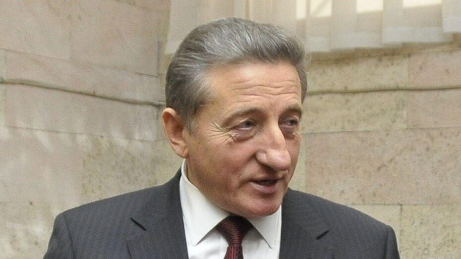 Сергей Лукин сохранил пост сенатора от Воронежской облдумы