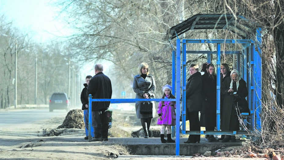 Борисоглебских перевозчиков обязали навести порядок на остановках общественного транспорта до 1 мая